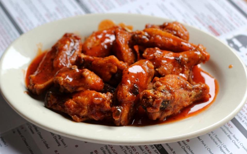 Hot-Honey Wings